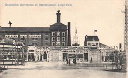 Liège Expo 1905 : Malterie Constant Léonard - Liège