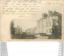 WW Carte Pionnière 36 CHATEAUROUX. Château De Toutvent 1902 - Chateauroux