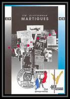 4116/ Carte Maximum (card) France N°2368 Anniversaire De La Victoire Guerre 1939/1945 Libération - 1980-89