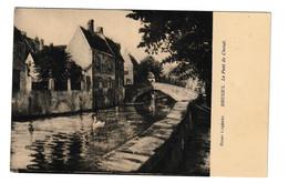 Brugge Le Pont Du Cheval Bruges Omer Coppens - Brugge