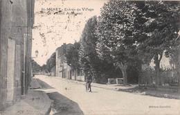 SAINT-MENET Près Marseille - Entrée Du Village (côté Aubagne) - Cachet Moulin Neuf De La Millière, Ludovic Laget - Saint Marcel, La Barasse, Saint Menet