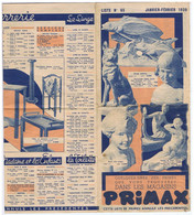 LES MAGASINS PRIMAX - Advertising