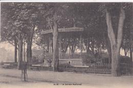 81 ALBI Le Jardin National - Albi