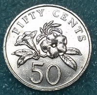 Singapore 50 Cents, 1993 -4749 - Singapore