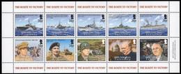 BIOT 2005 - Mi-Nr. 371-380 ** - MNH - Schiffe / Ships - British Indian Ocean Territory (BIOT)