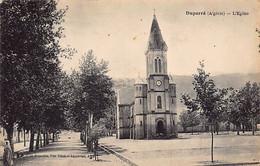 DUPERRÉ Aïn Defla - L'Eglise - Otras Ciudades