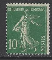 France - 1921-22 - Y&T 159a ** (MNH) - Neufs