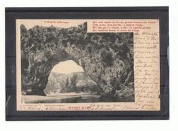 07 - PONT D'ARC - 775 - Vallon Pont D'Arc