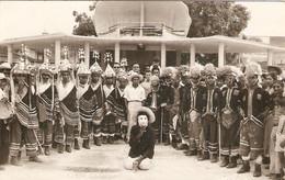Tarjeta De Mexico, Moros Y Españoles, Tecolutla, éd. G. Zamora Veracruz, Escrita En 1949, Buén Estado - Mexique