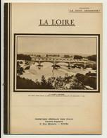 Couverture De Cahier D'Ecolier - La Loire - Librairie-Papeterie, Tours - Omslagen Van Boeken