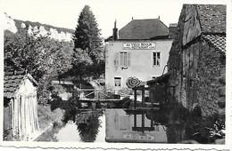 21 - SAVIGNY LES BEAUNE - CAFE HOTEL RESTAURANT AU VIEUX MOULIN - RARE CPSM ! - Autres Communes