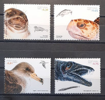 2007 - Portugal - MNH As Scan - Fauna Of Madeira - 4 Stamps - Unused Stamps