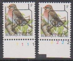 Preo 817 - P6a - XX  Pl 1 - 2 - 1991-2000