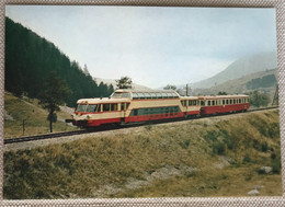 Train  Autorail A200 Panoramique  +XR Decauville  Grenoble -Veynes - Treni