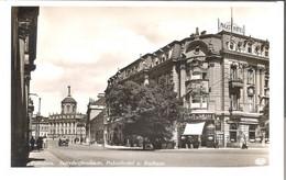 Potsdam - Bittschriftenlinde, Palasthotel U. Rathaus V.1930 (5154) - Potsdam
