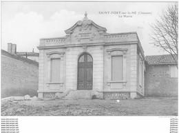 SAINT FORT SUR LE NE LA MAIRIE TBE - Otros Municipios