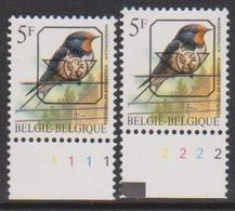 Preo 827 - P6a - XX  Pl 1 - 2 - 1991-2000