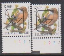 Preo 827B - P6a - XX  Pl 1 - 2 - 1991-2000