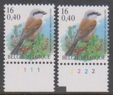 2885 - P8a - XX  Pl 1 - 2 - 1991-2000