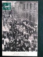 93  , Montreuil Sous Bois  , Fête De Montreuil ,couronnement De La Rosière En 1908 - Montreuil
