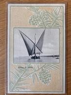 Barque Du Leman - Deco (unused)  [N013] - VD Vaud