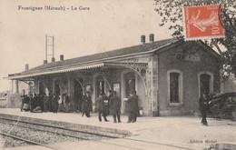 34/ Frontignan - La Gare - Sans Train - Frontignan