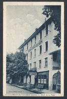 SAINT COLOMBAN DES VILLARDS. HOTEL DE LA POSTE - Otros Municipios