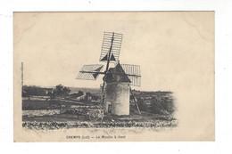 Cremps ( Lot )  Le Moulin à Vent - Autres Communes