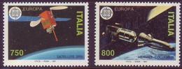 EUROPA  ITALIA  Yv 1912/3   MNH Neufs** - - 1991