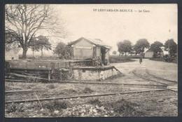 SAINT LEONARD EN BEAUCE. LA GARE - Other Municipalities