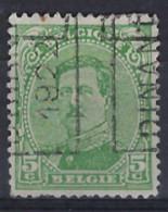 Koning Albert I Nr. 137 Type II Voorafstempeling Nr. 2837 A   DINANT 1922   ; Staat Zie Scan ! Inzet Aan 10 € ! - Roller Precancels 1920-29