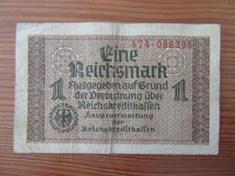 Allemagne - Billet 1 / Eine Reichsmark - Autres