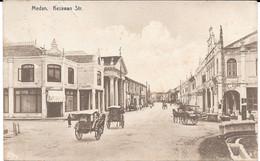 Cpa MEDAN - Kesawan Street . - Indonesia