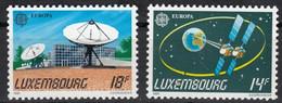 EUROPA LUXEMBOURG Yv 1221/2 MNH Neufs** - - 1991