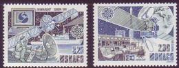 EUROPA MONACO Yv 1768/9 MNH Neufs** - - 1991
