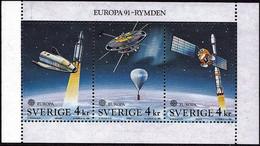 EUROPA SUEDE Yv 1653/5 MNH Neufs** - - 1991