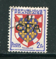REUNION- Y&T N°288- Oblitéré - Used Stamps