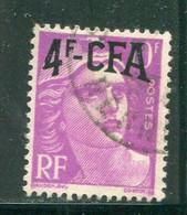 REUNION- Y&T N°296- Oblitéré - Used Stamps