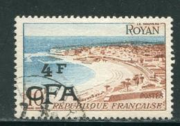 REUNION- Y&T N°312- Oblitéré - Used Stamps