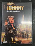 Johnny Live A La Tour Eiffel  +++TBE+++ - Concerto E Musica