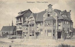 DUINBERGEN (W. Vl.) Villa Les Epis - Altri