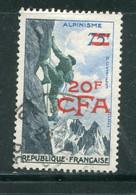 REUNION- Y&T N°330- Oblitéré - Used Stamps