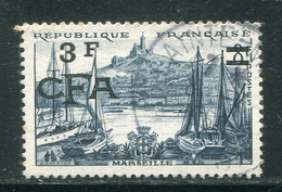 REUNION- Y&T N°322- Oblitéré - Used Stamps
