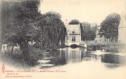 BRUGGE (W. Vl.) Le Lac D'Amour III La Maison éclusière - Ed. Sugg Série 11 N. 86 - Brugge
