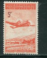 REUNION- P.A Y&T N°14- Neuf Avec Charnière * - Airmail