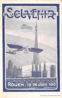 ROUEN - Souvenir De La Grande Semaine D'Aviation - Juin 1910 - Rouen