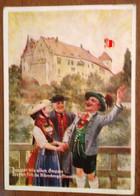 (art 1892) AK Nurnberg Postkarte Swastika - Weltkrieg 1939-45