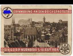 (art 3124) AK Nurnberg Reichsparteitag NSDAP - Weltkrieg 1939-45