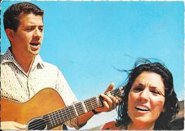 REGINA Et BRUNO  - Bella Corsica - Zangers En Musicus