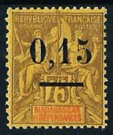 Madagascar (Francesa) Nº 54 Nuevo** - Unused Stamps